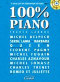 100% Piano Volume 2 + CD inclus
